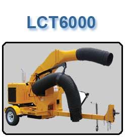 LCT6000 Leaf Vacuum