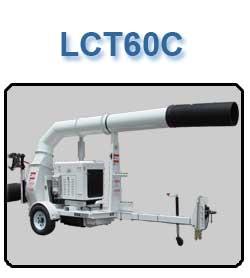 LCT60C Leaf Vacuum