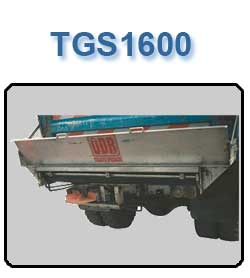 TGS1600 Tailgate Spreader